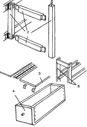Технология изготовления стола-