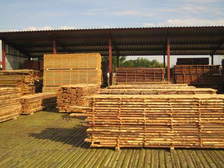 Сушка древесины